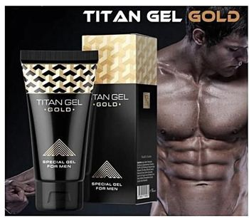 Titan Gel Gold Αγορά Ελλάδα